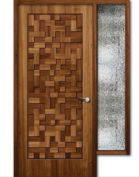 wooden door14
