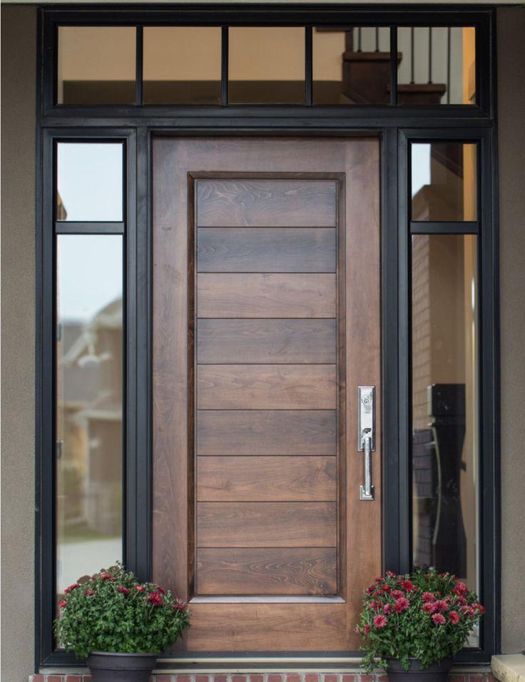 wooden door15
