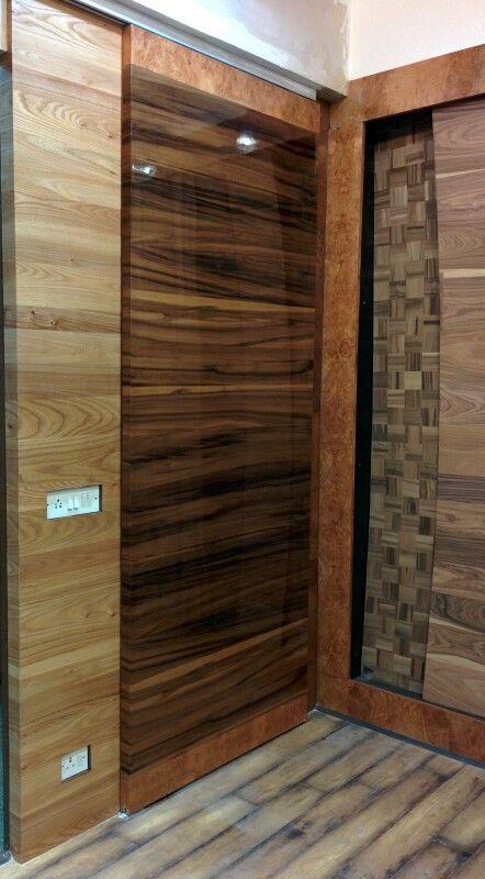 wooden door9
