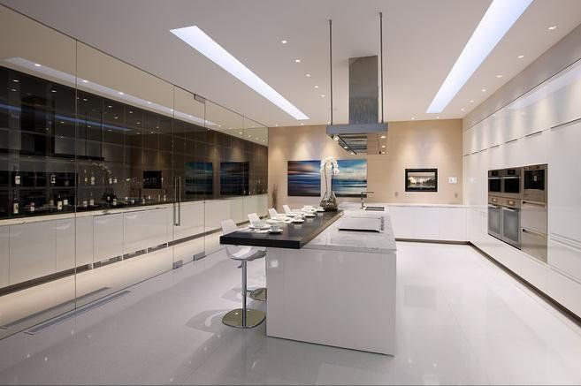 rajnikanth kitchen in pune home