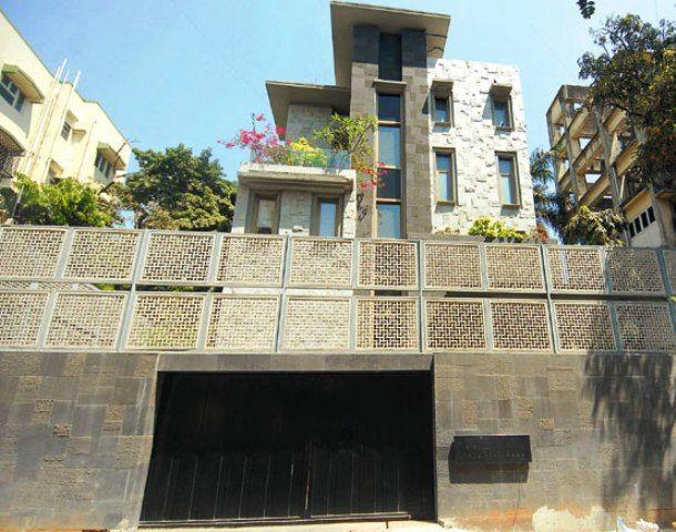 sachin tendulkar's house