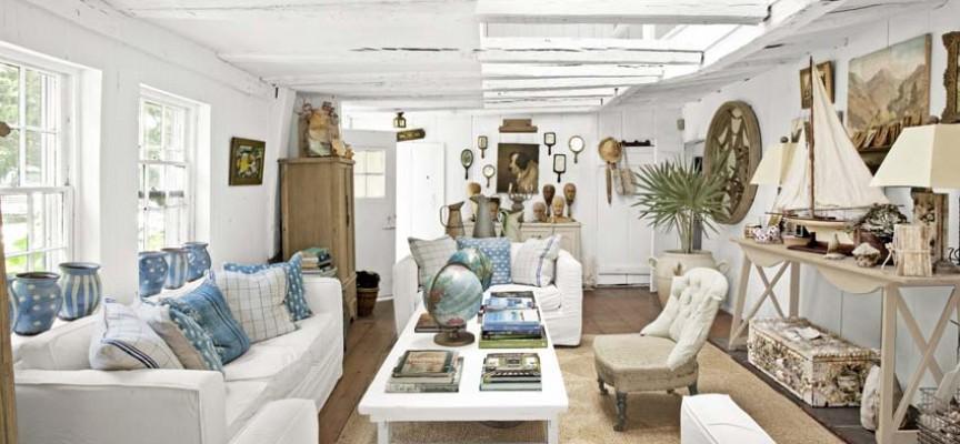 beach house theme interior design