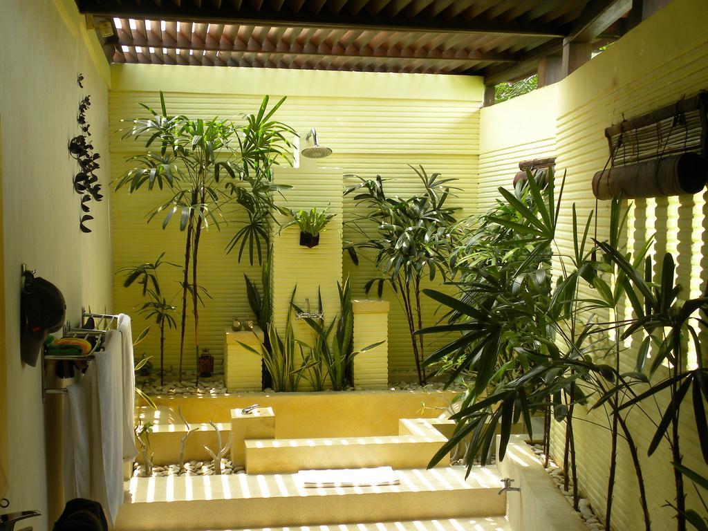 Eco-friendly interior design theme