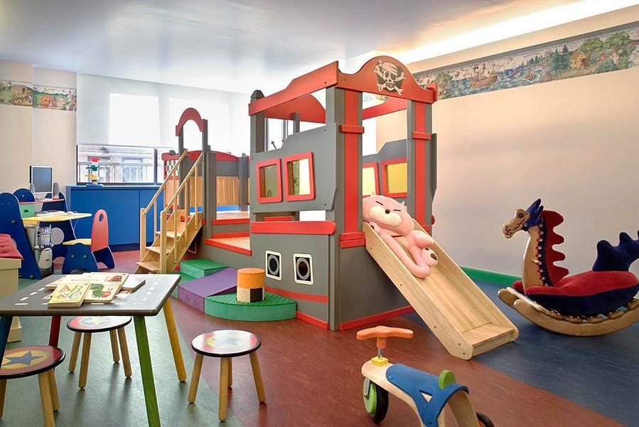 kids play room theme interior design