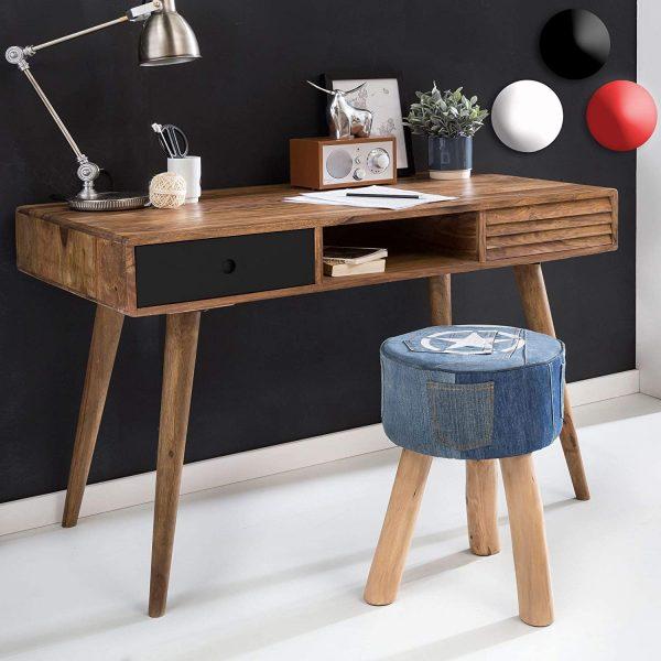wooden desk for office