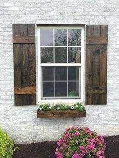 shutter window