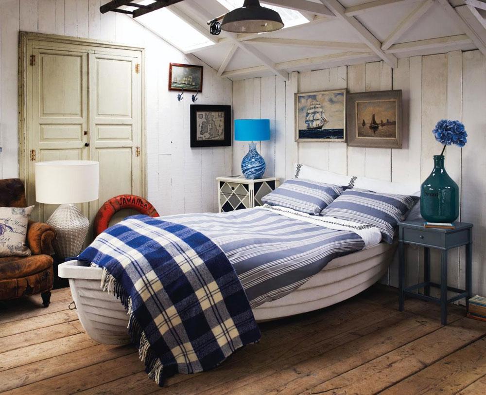 nautical & tropical interior designs